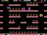 Fruit Panic MSX Walky has the same expression as Mappy when jumping