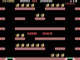 Fruit Panic MSX Game over