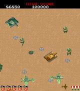 Land Sea Air Squad Arcade Fight on desert