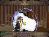 Realms of the Haunting DOS Firing a shot. That one won't bother me anymore.