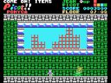 Come on Picot MSX Picot destroys an enemy
