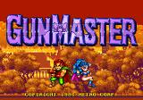 GunMaster Arcade Title screen