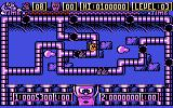 Tube Baddies Atari 8-bit Stage 3