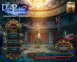 Dark Parables: The Final Cinderella (Collector's Edition) Macintosh Main menu