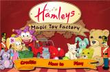 Magic Toy Factory Browser Main menu