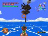 The Legend of Zelda: The Wind Waker GameCube Exchanging fire with the platform