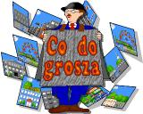Co do grosza Amiga Title screen