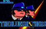 The Blues Brothers Commodore 64 Loading screen