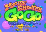 Mouse Shooter GoGo Arcade Title screen