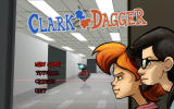 Clark & Dagger Windows Title Screen