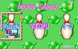Puzzle De Bowling Arcade 3 game modes to choose from