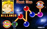 Puzzle De Bowling Arcade Vs CPU mode root map