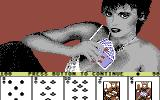 Strip Poker II Plus Commodore 64 She lost her top