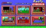 Fun School 4: for the under 5s DOS Game selection (EGA/French version)