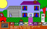 Fun School 4: for the under 5s DOS Teddy's house (VGA/French version)