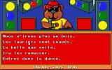 Fun School 4: for the under 5s DOS Teddy's Karaoke (VGA/French version)