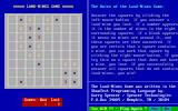 ShowText (included games) DOS Land-Mines: all clear!