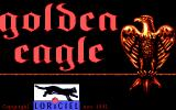 Golden Eagle DOS Title Screen (EGA) (in English)