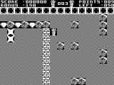 Stone Raider II Dragon 32/64 Two blocks of slime can be seen to the left