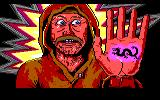 Manhunter 2: San Francisco DOS That tattoo looks familiar... (EGA/Tandy)