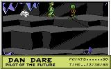 Dan Dare: Pilot of the Future Commodore 64 Lookout, a Treen!