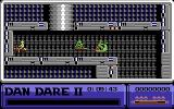 Dan Dare II: Mekon's Revenge Commodore 64 The beginning location