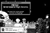 Grid Wars Macintosh Getting a high score