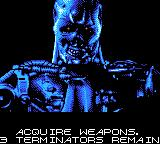 Terminator 2: Judgment Day Game Gear Level 2 objectives