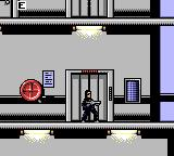 Terminator 2: Judgment Day Game Gear The elevator requires a key card