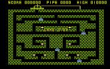 Diamond Mine Atari 8-bit Game over