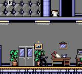Terminator 2: Judgment Day Game Gear In one of the offices