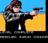 Terminator 2: Judgment Day Game Gear Mission 3 complete