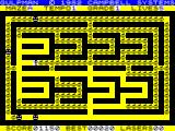 Gulp 2 ZX Spectrum I have cleared some of the maze
