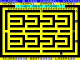 Gulp 2 ZX Spectrum I cleared the level