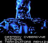 Terminator 2: Judgment Day Game Gear Level 4 objectives