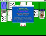 Amiga Solitaire Amiga About the game