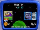 Disney•Pixar Buzz Lightyear of Star Command Windows Before each mission there's a mission briefing.