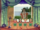 Disney's Lilo & Stitch: Hawaiian Discovery Windows The game starts in Lilo's Pa Hula. It's a dance school where the player gets to watch a short dance lesson and click on objects and watch the amusing animations they trigger