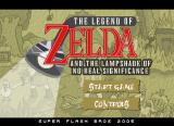 The Legend of Zelda and the Lampshade of No Real Significance (Browser
