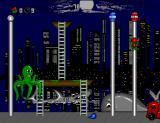 Draggy and Croco  Amiga Stage 1 boss