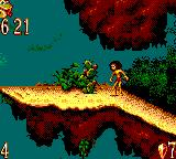 The Jungle Book Game Gear Don't land on the cactus