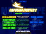 Capoeira Fighter 2 Windows Select the fighting mode