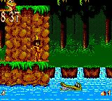 The Jungle Book Game Gear Careful of the crocs