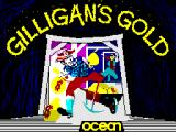 Gilligan's Gold ZX Spectrum Loading Screen