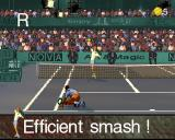 Ultimate Tennis Arcade If you press the start button you can watch a replay of the previous point