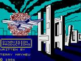 Havoc ZX Spectrum Loading Screen