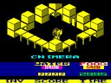 Chimera ZX Spectrum Lets go
