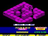 Chimera ZX Spectrum Exploring the maze