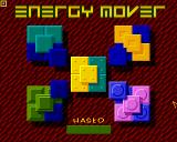 Energy Mover Amiga Main menu