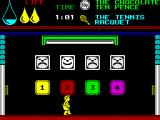Herbert's Dummy Run ZX Spectrum Make the faces smile